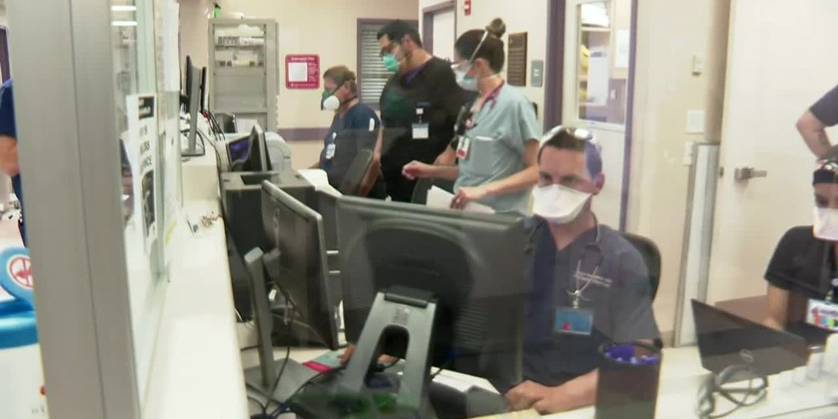 More than half of U.S. states are reporting a rise in new COVID-19 infections
