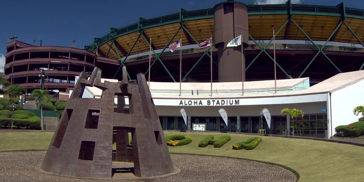 Demolition of Aloha Stadium now slated for late 2022