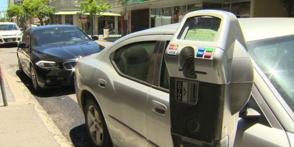 Dig out that change: Street parking rates are set to double in Honolulu this summer