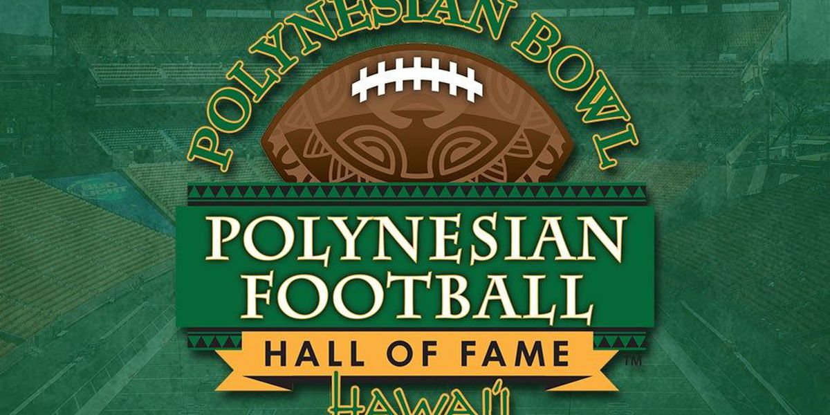 PFHOF to stage first-annual Polynesian Bowl all-star game