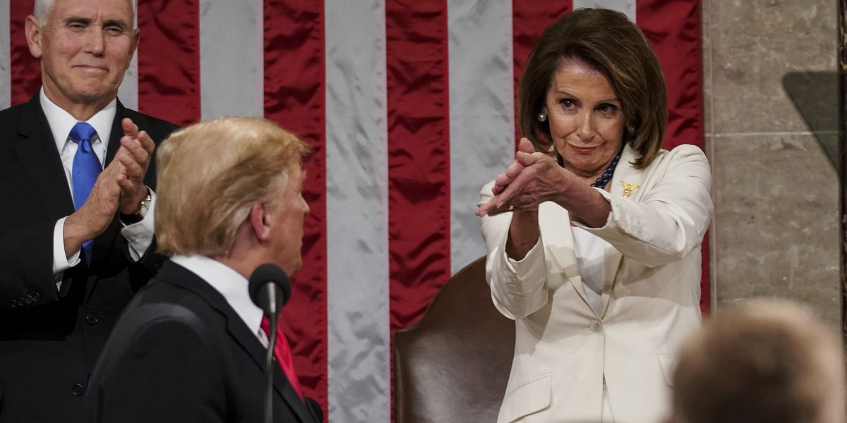 Trump calls for bipartisanship, a hard line on immigration in State of the Union address