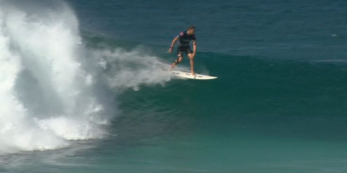 Hawaii's own John John Florence qualifies for Tokyo Olympic Games