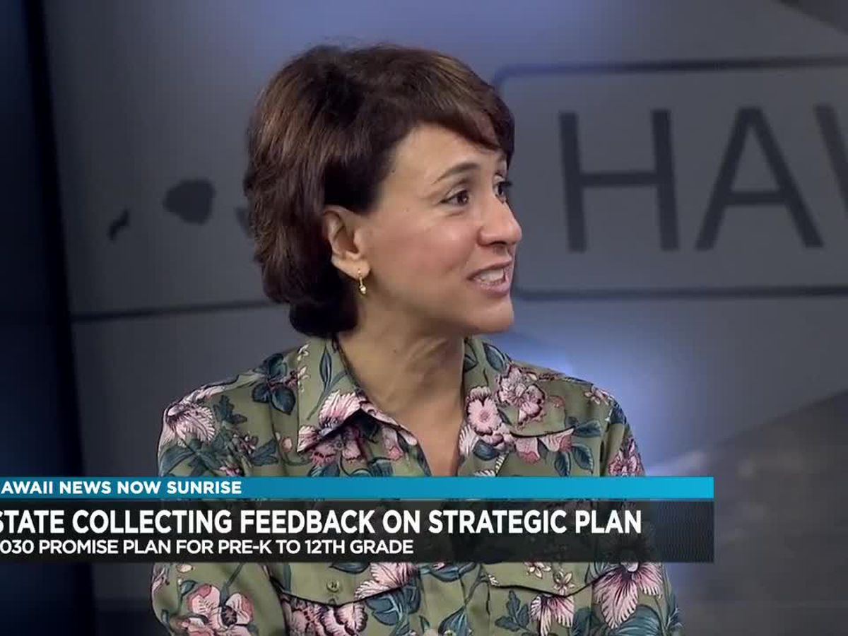 DOE Superintendent talks about new 2030 Promise Plan, teacher recruitment and priorities for summer