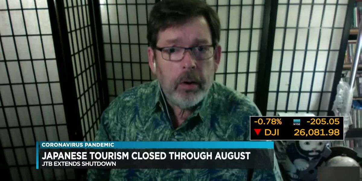Japanese travel agency extends tour cancellations to Hawaii until Aug. 31