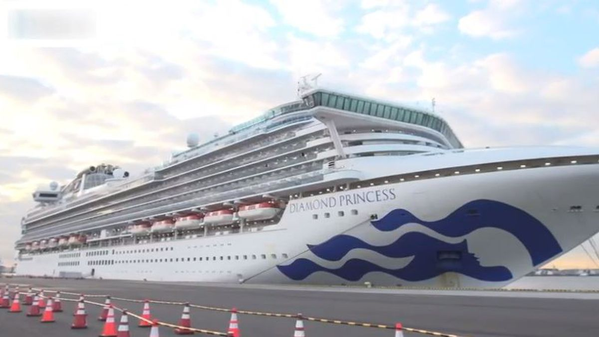 Sickened Honolulu woman evacuated from cruise ship after she says crew ignored pleas for help