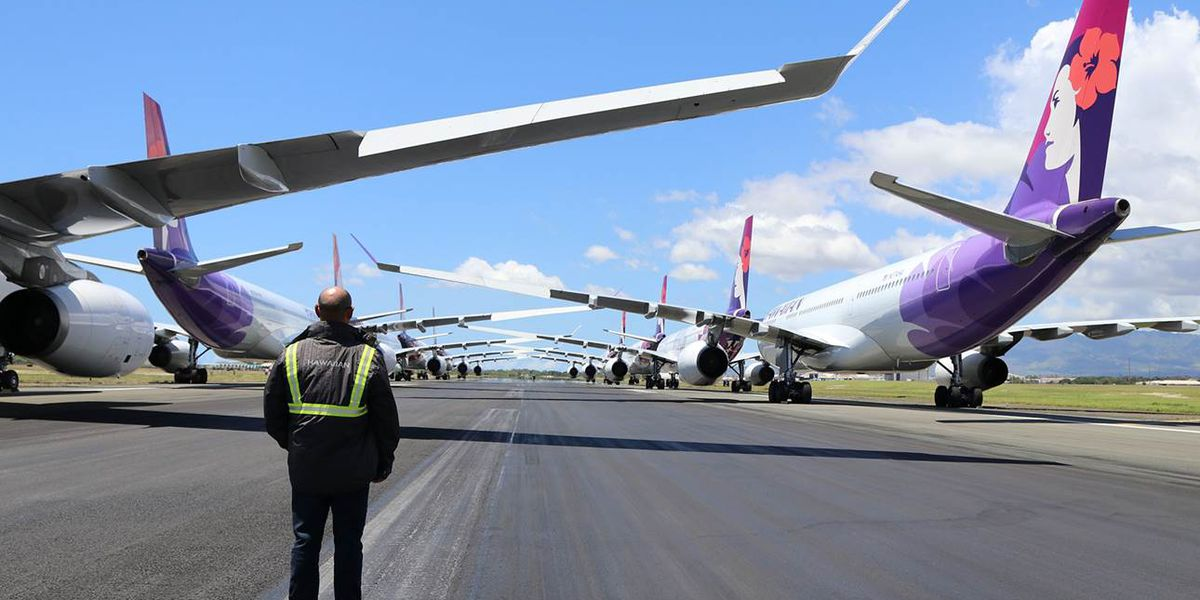 Hawaiian Airlines to get $650M in federal aid to continue operating
