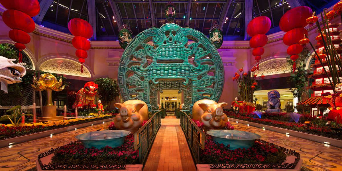 Headed to the Ninth Island? Don't miss this incredible Lunar New Year display
