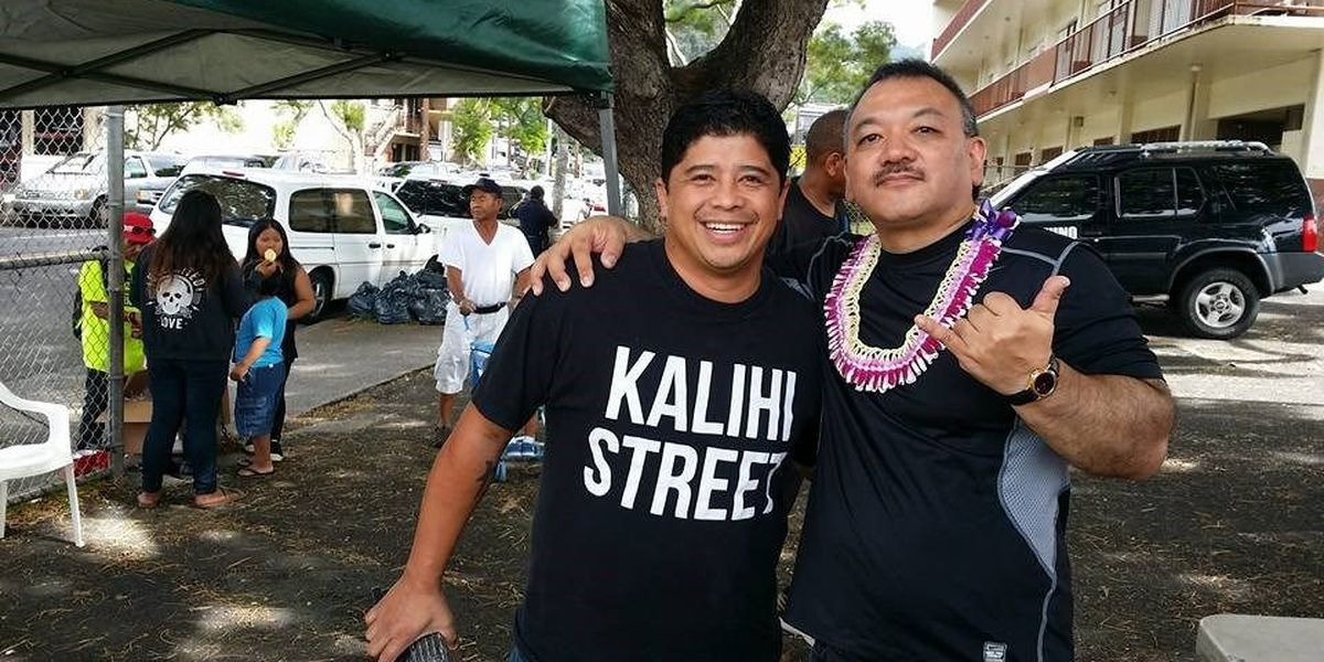 Mele Kalihi Maka encourages students, residents to 'Strive HI'