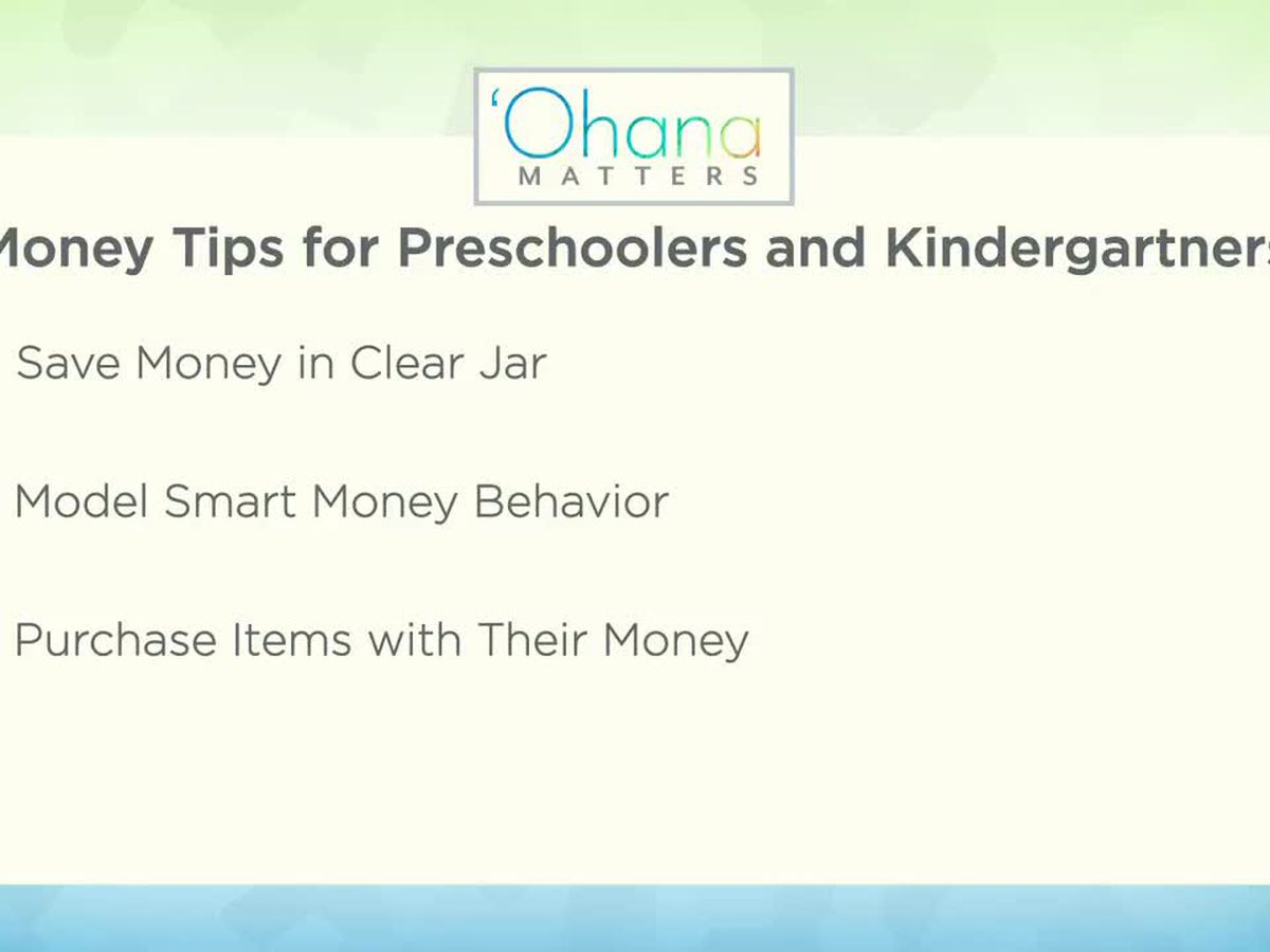 Ohana Matters: Building financial responsibility