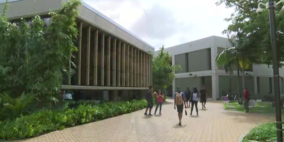 Student enrollment fluctuates within UH system; blended learning to continue