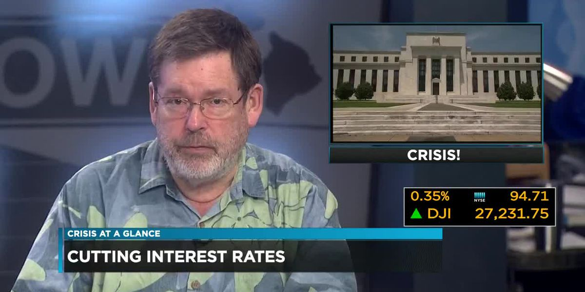 Business Report: Cutting interest rates