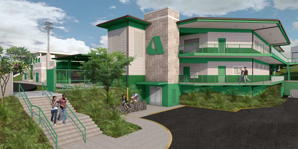 Plans in the works for female athletic facilities, new complex at Aiea High School