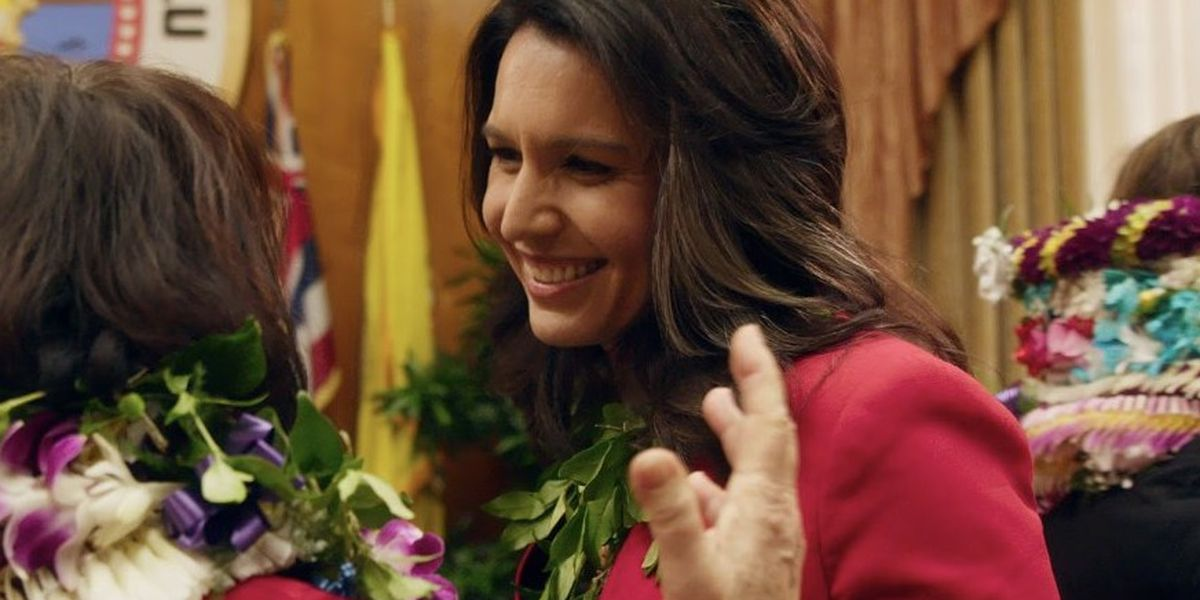Gabbard rejects support from former KKK grand wizard