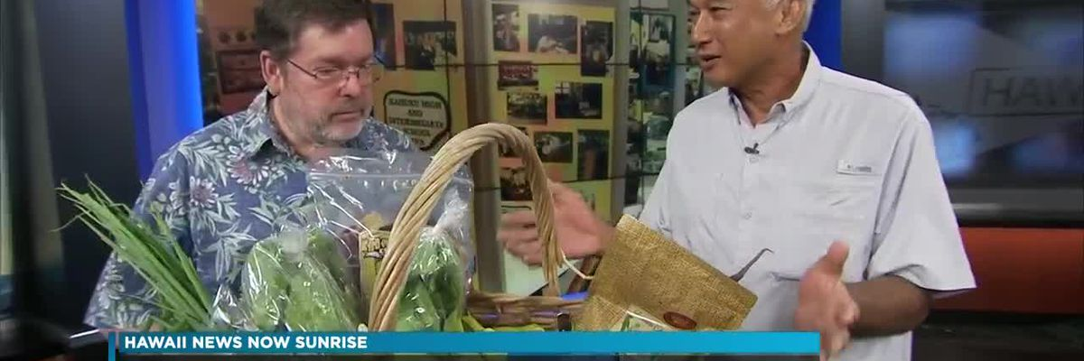 The Hawaii Agriculture Conference is being held this week in Honolulu