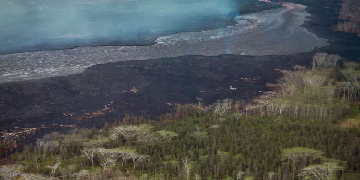 Fewer people are being cited for entering restricted lava areas