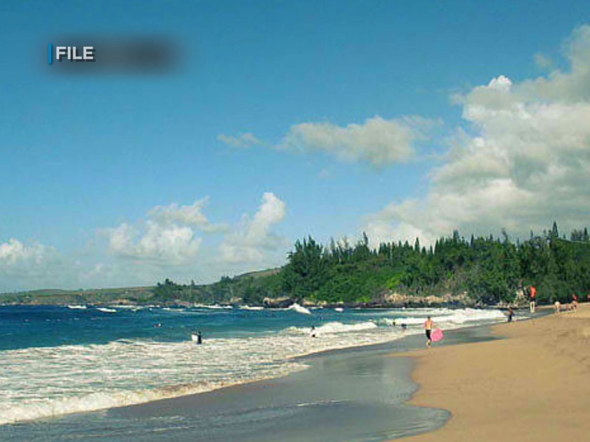 Visitor from China in critical condition after snorkeling in Maui waters