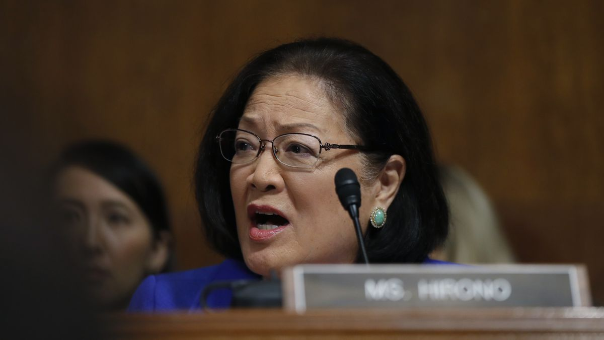 Hirono calls for Kavanaugh impeachment inquiry after new allegation