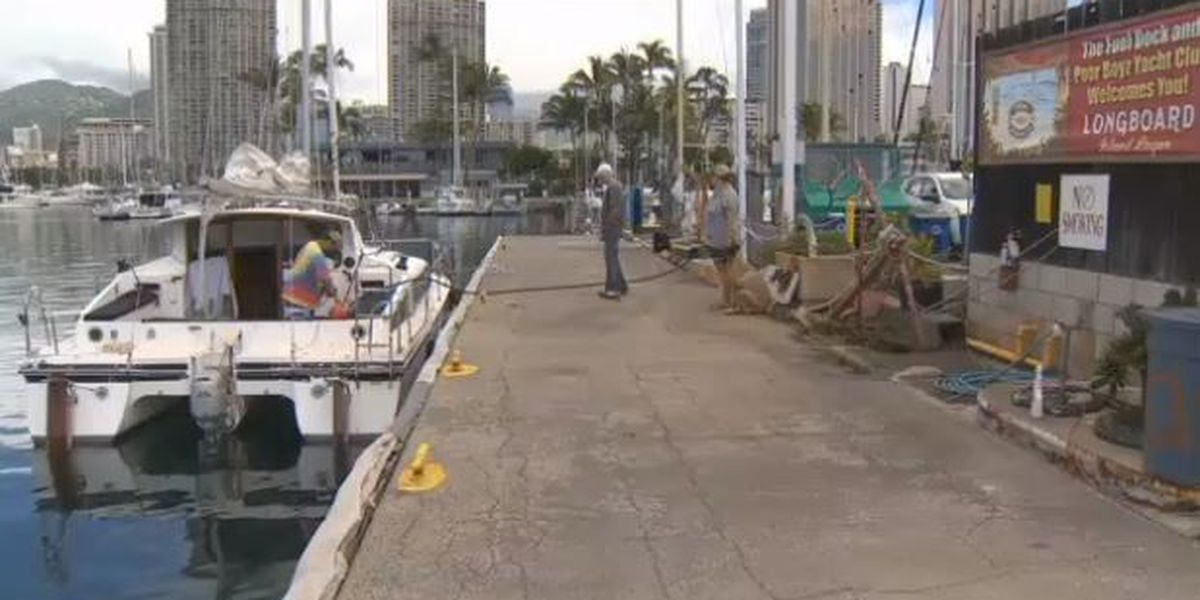 Despite opposition, state moves forward with plan to transform Hawaii's largest boat harbor