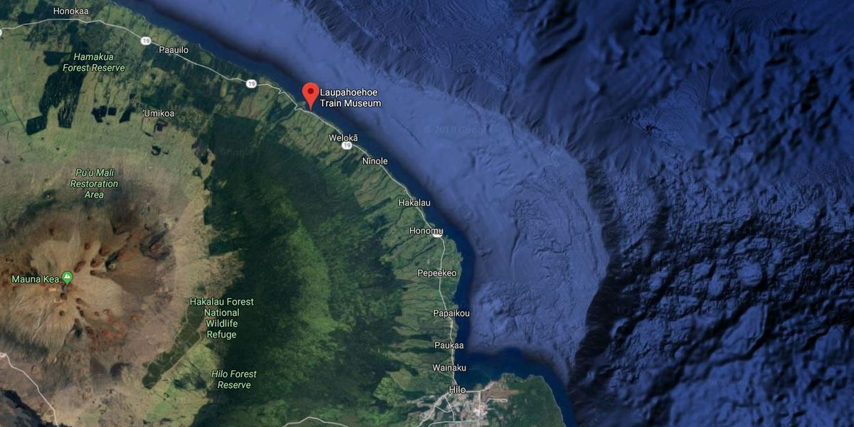 Brown water advisory posted for some Hawaii Island coastlines