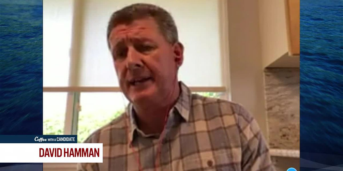 Coffee with a Candidate: David Hamman, Republican Candidate for Congress