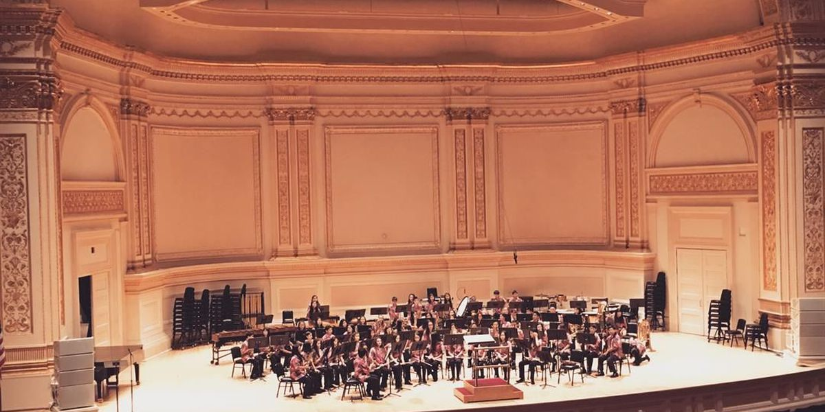 Hawaii middle school students perform at Carnegie Hall