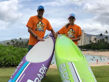 Father-daughter team to paddle Kaiwi channel to help feed Hawaii's hungry