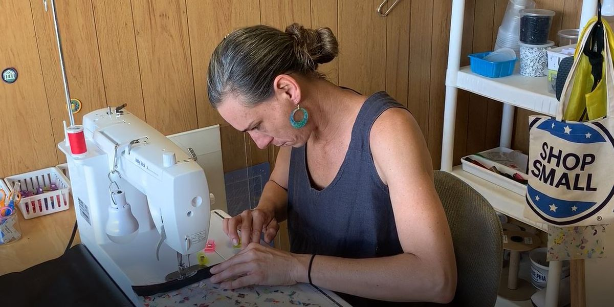 Upcycle Hawaii turns other people's trash into beautiful (sometimes wearable) treasures