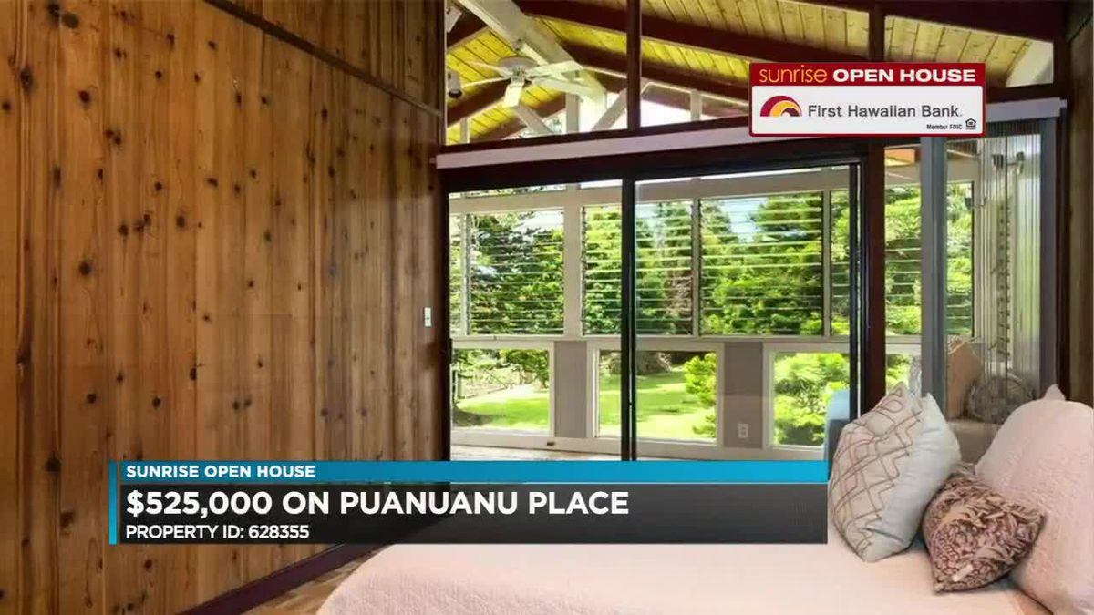 Sunrise Open House: Homes in Waimea, Hawaii Island