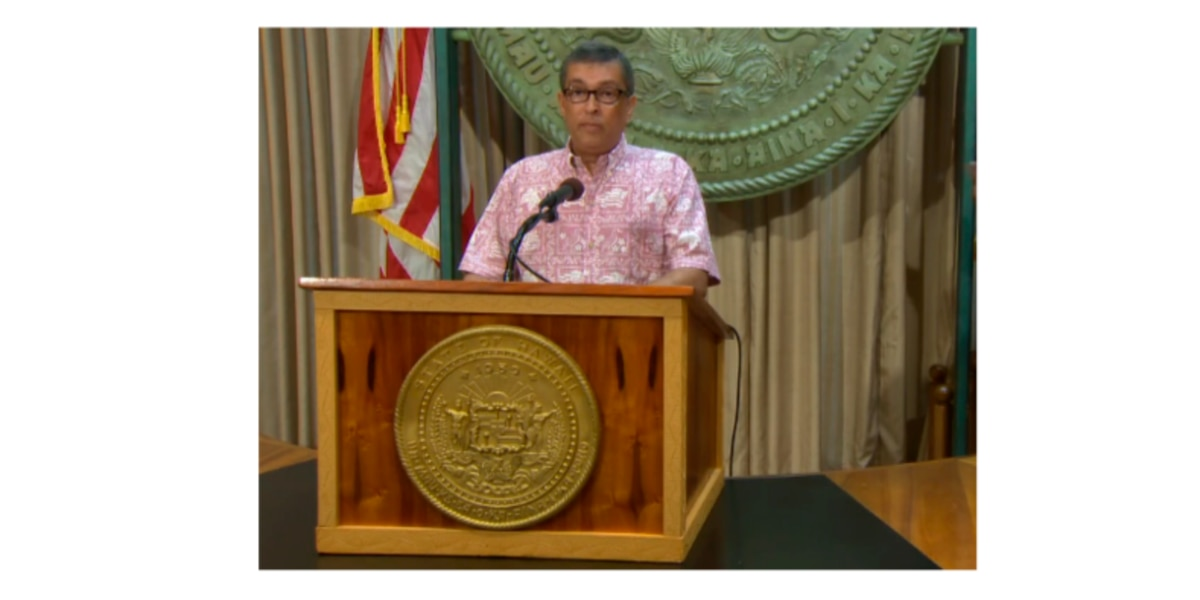Citing family reasons, Hawaii's Director of Human Services is stepping down