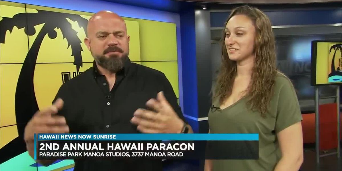 Second annual Hawaii Paracon event coming up tomorrow