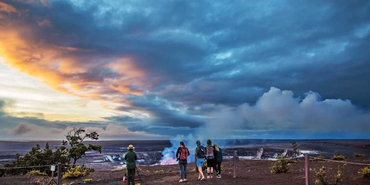 Celebrate Veterans Day at Hawaii Volcanoes National Park (with free admission)