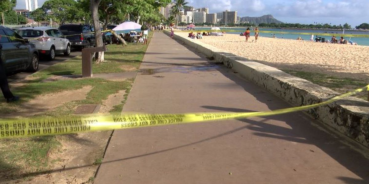 Police investigating 2 separate stabbings on Oahu in the same day