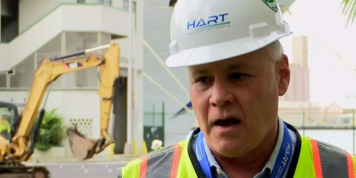 Outgoing HART CEO reflects on a rocky tenure and why he's optimistic about rail's future