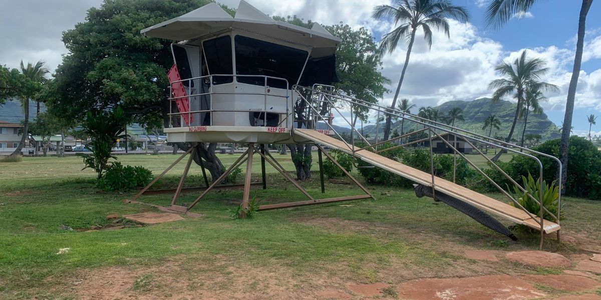 Thieves break into lifeguard towers in West Oahu, steal $2K worth of equipment