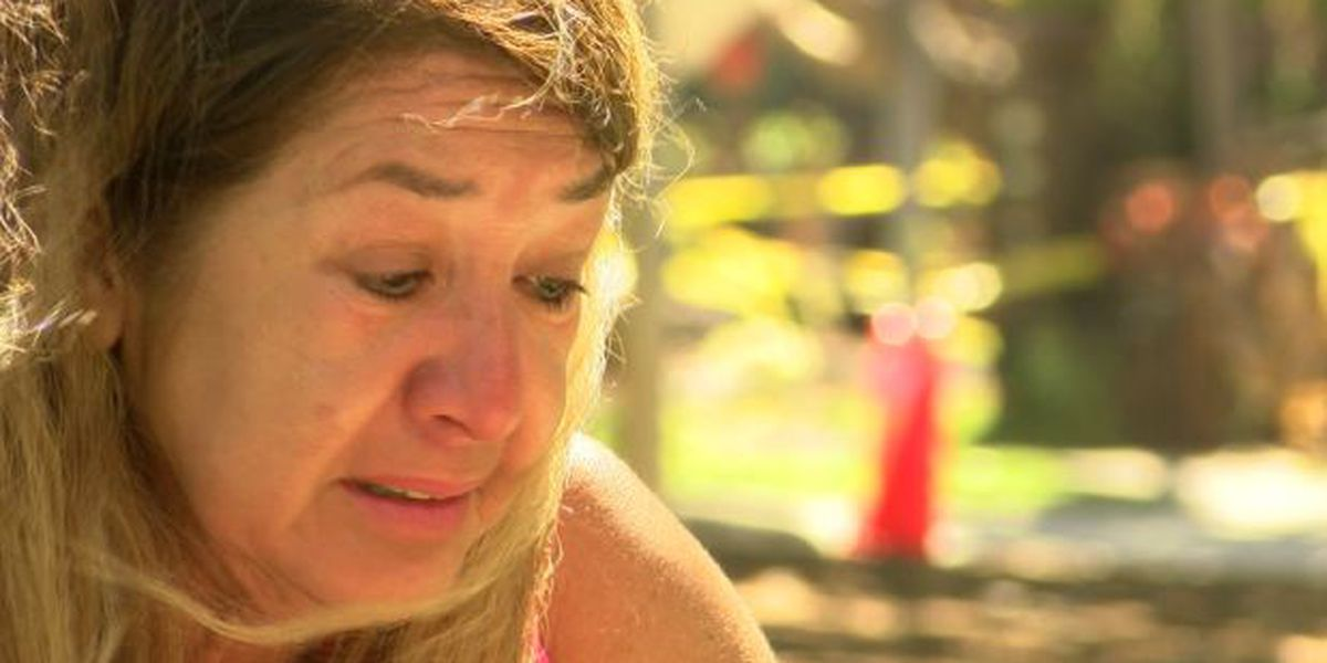 'He would not let me go': Woman stabbed by suspect in Diamond Head rampage recalls attack