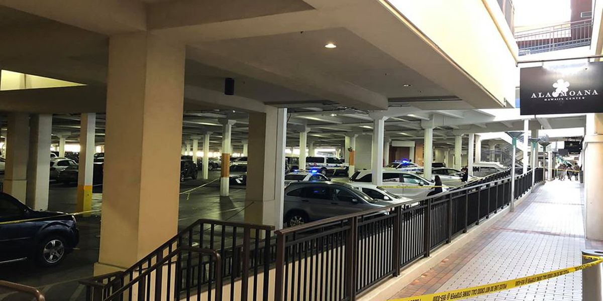 Elderly man savagely beaten in midday robbery at Ala Moana Center