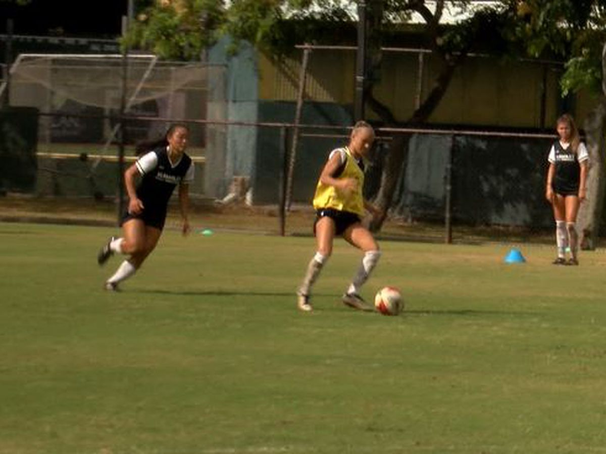 Wahine soccer team hosts No. 5 USC in Outrigger Kickoff