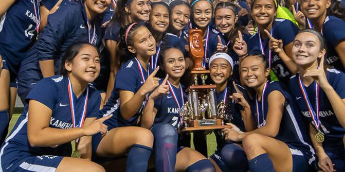 Kamehameha captures 10th state soccer title with 1-0 win over Kekaulike