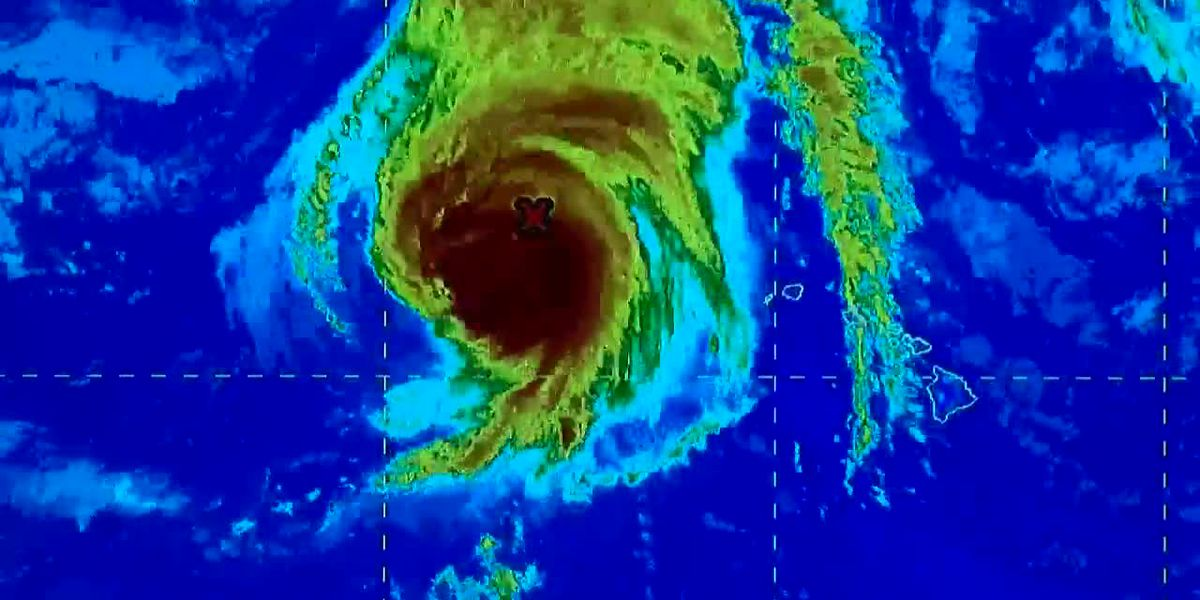 Forecasters warns of above-average 2019 hurricane season in Central Pacific