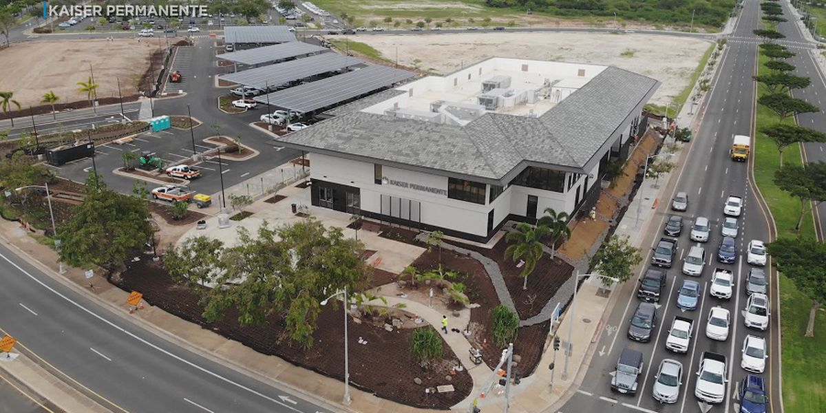 Kaiser Permanente opens new medical office, expanding services to those in West Oahu