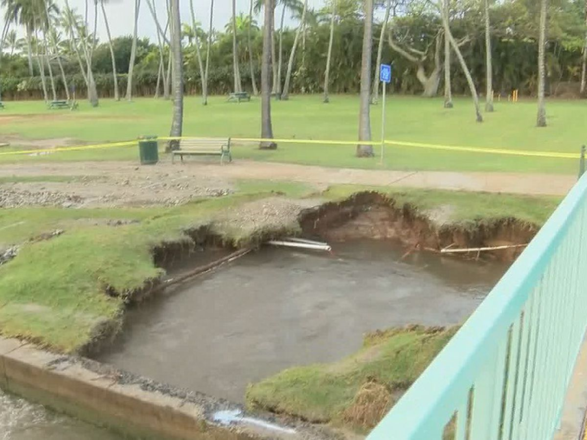 BWS wrap up repairs to 2 separate water main breaks in East Oahu