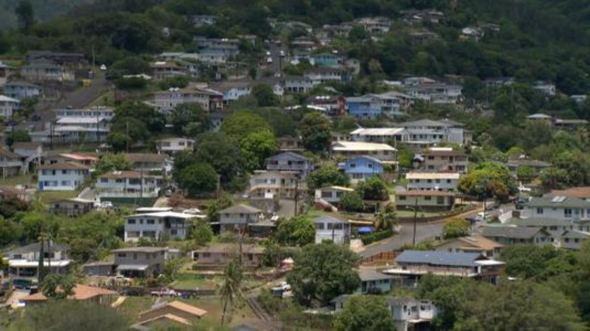 Someone earning $67,500 a year on Oahu is now considered 'low-income'