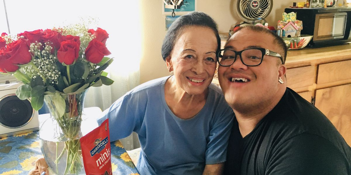 Musician opens up about grandmother's COVID-19 battle