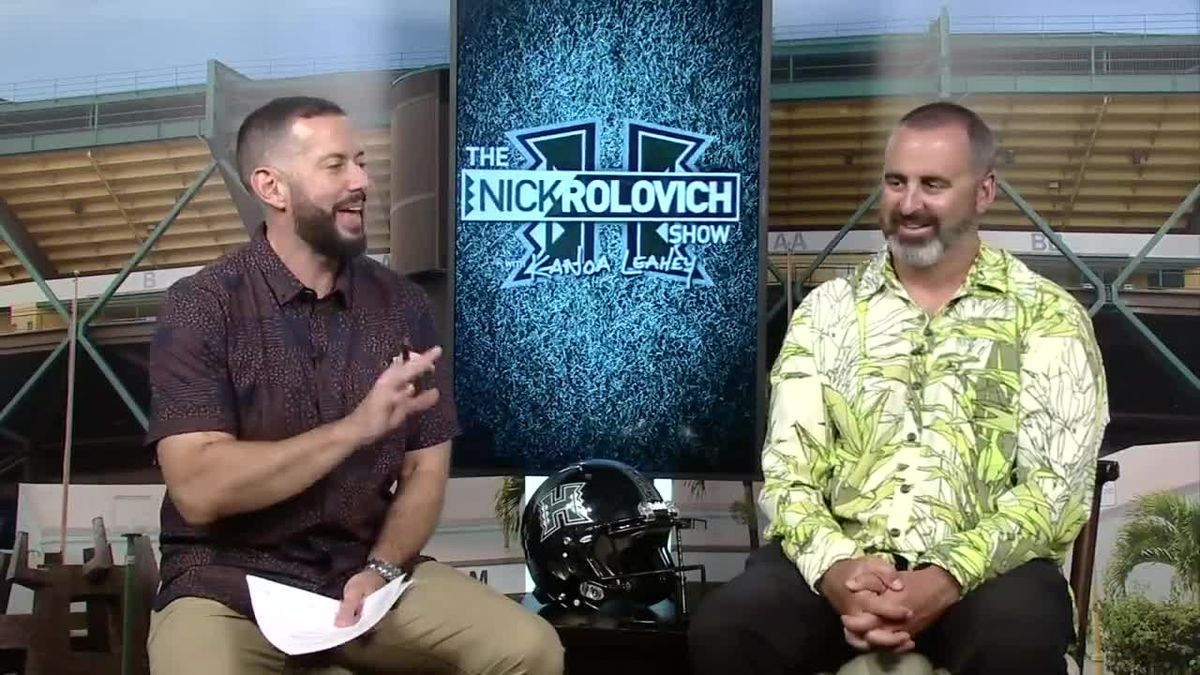 Week 6: Hawaii outlasts SJSU in 5OT thriller | The Nick Rolovich Show