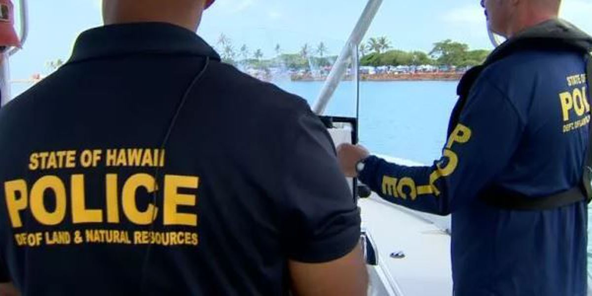 In the midst of 'floatilla' madness, a DLNR officer is accused of excessive force
