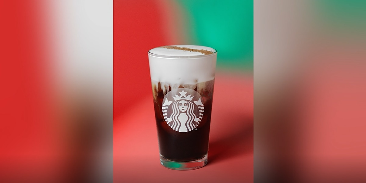 Starbucks adds Irish Cream Cold Brew to its holiday menu