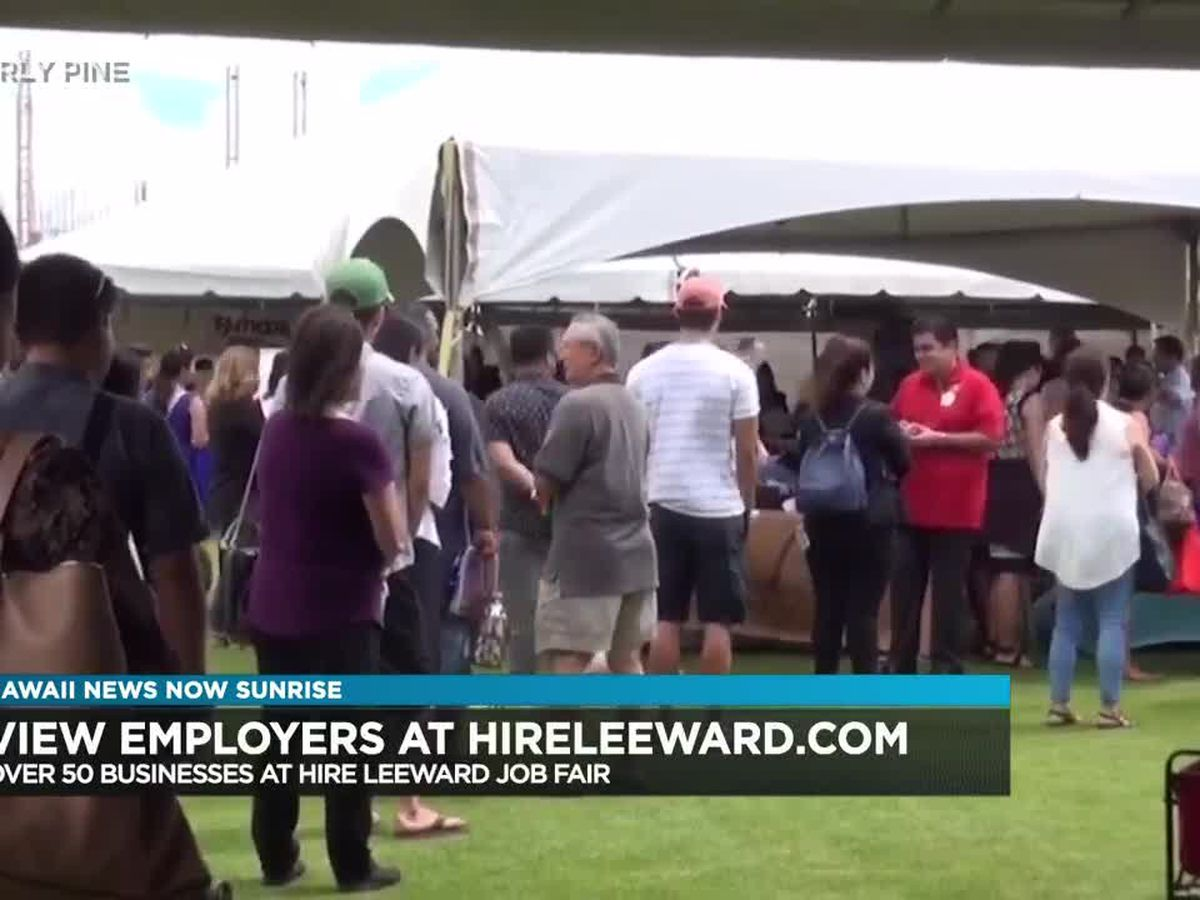 Annual Leeward Job and Career Fair to kick off at UH West Oahu