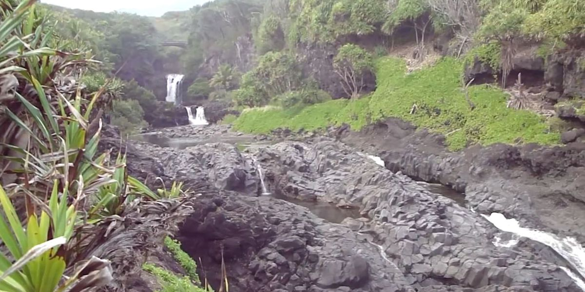 Maui's Pools of Oheo closed due to a broken stream gauge