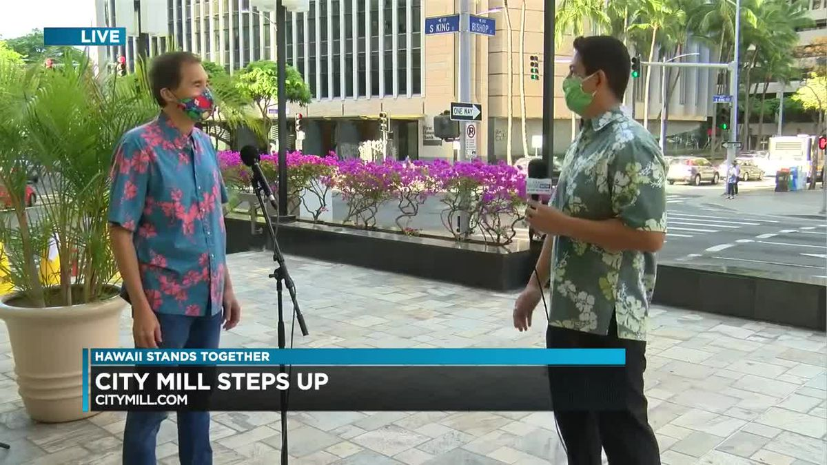 Hawaii Stands Together: City Mill continues to ensure it's there for customers