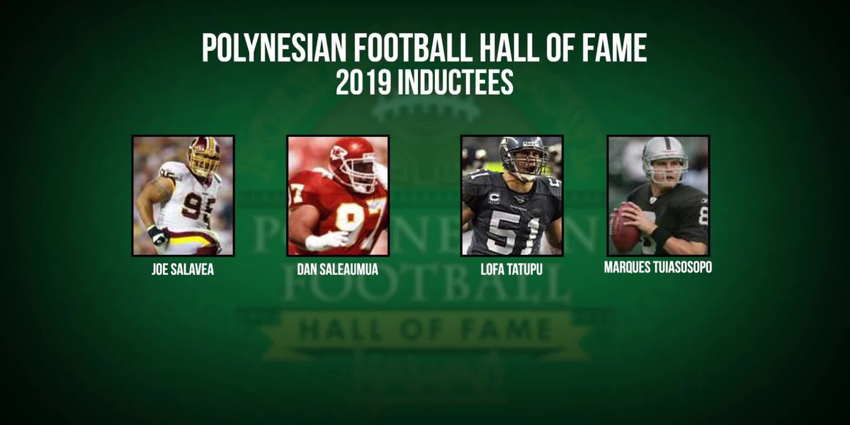 Sights and sounds from the 2019 Polynesian Football Hall of Fame Celebration Dinner
